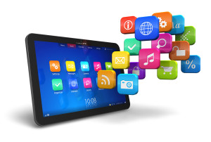 Enterprise apps on the mobile device are on the rise