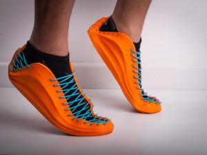 3D print sneaker