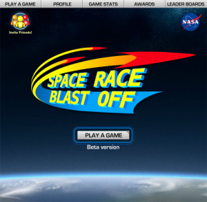 Space Race Blastoff