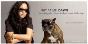 Warby Parker Dog Site